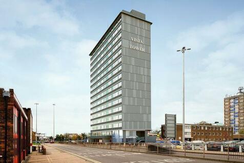 Vista Tower, Stevenage. 2 bedroom flat