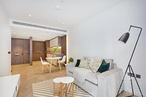 #5142, Fladgate House, 4 Circus Road West, Battersea. 1 bedroom apartment