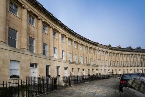Royal Crescent, Bath. 1 bedroom apartment