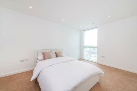 Grand Union House, Alperton, Wembley, HA0. 2 bedroom flat