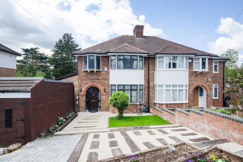 Charlton Road, Wembley, HA9. 3 bedroom semi-detached house for sale