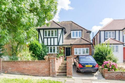 Barn Rise, Wembley, HA9. 4 bedroom house for sale