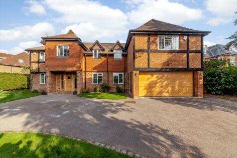 Weybridge Park, Weybridge, Surrey, KT13. 6 bedroom detached house for sale