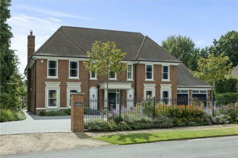 Ashley Drive, Walton-on-Thames, Surrey, KT12. 5 bedroom detached house for sale