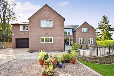 Hillside House, Ercall Lane, Telford, TF1 2DY. 4 bedroom detached house