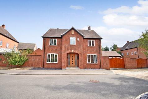 Shoveller Drive, Apley, Telford. 4 bedroom detached house
