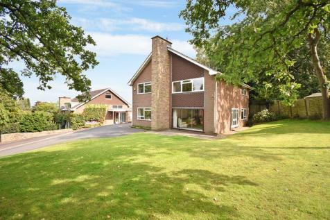 Ercall Lane, Wellington, Telford, TF1 2DY. 4 bedroom detached house