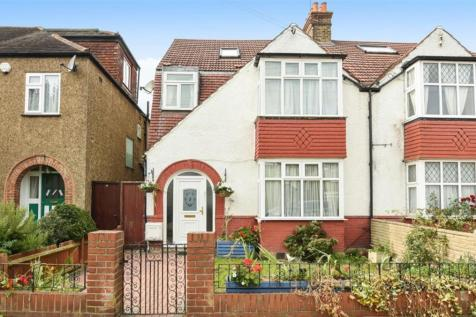 Riverview Park, Catford, London. 4 bedroom semi-detached house