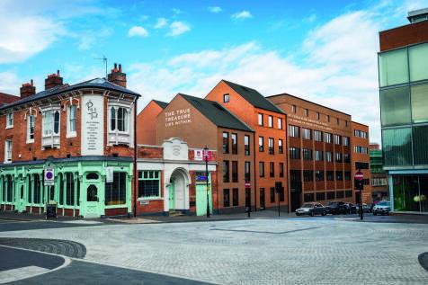 Treasure House, Carver Street, Jewellery Quarter, B1. 3 bedroom apartment