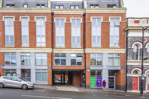 Newhall Hill, Jewellery Quarter, B1. 2 bedroom apartment