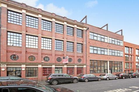 Amazon Lofts, Tenby Street, Jewellery Quarter, B1. 2 bedroom penthouse