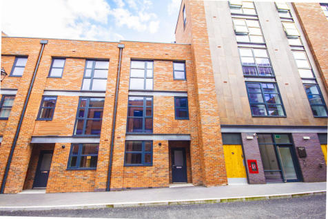 Tenby Street South, Jewellery Quarter, B1. 3 bedroom town house