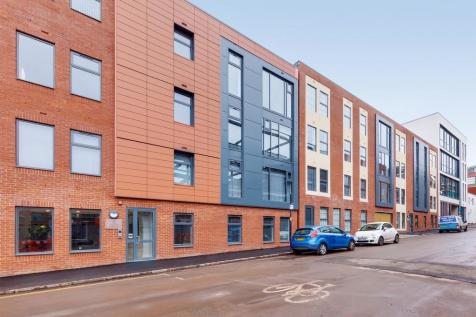 The Foundry, Carver Street, Jewellery Quarter, B1. 2 bedroom apartment