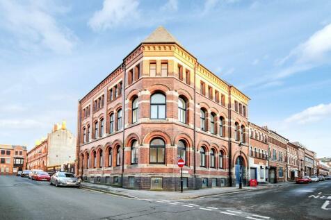Sydenham Place, Tenby Street, Jewellery Quarter, B1. 4 bedroom penthouse for sale