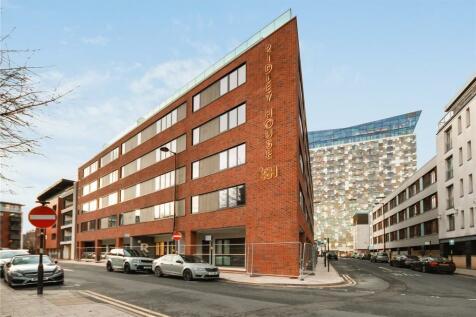 Ridley House, Ridley Street, Birmingham, B1. 1 bedroom apartment