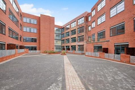 The Kettleworks, Pope Street, Jewellery Quarter, B1 3DQ. 2 bedroom apartment