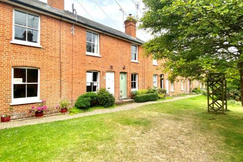 Hartley Wintney, Hook. 3 bedroom terraced house for sale
