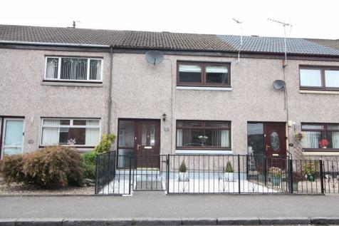 81 Hill Street, Alloa. 2 bedroom terraced house for sale