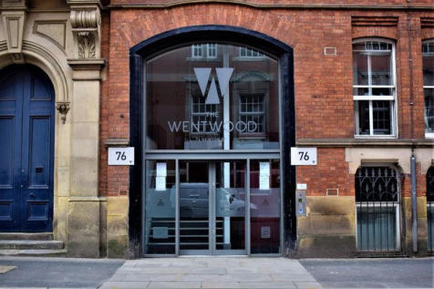The Wentwood, Newton Street, Manchester City Centre, M1. 2 bedroom penthouse