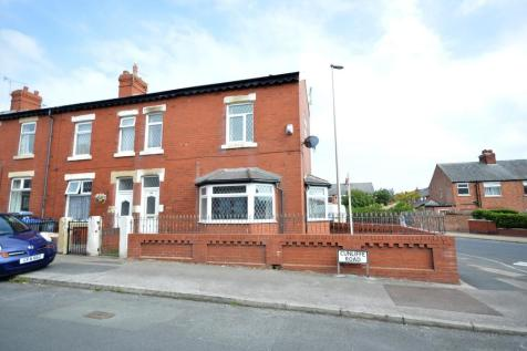 Cunliffe Road, Blackpool, FY1. 3 bedroom end of terrace house