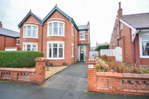 St. Ives Avenue, Blackpool, FY1. 3 bedroom semi-detached house for sale