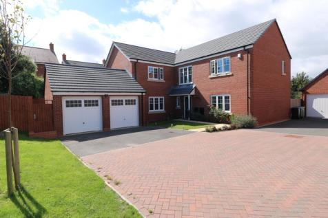 Edgehill Drive, Stratford-Upon-Avon, Warwickshire, CV37. 5 bedroom detached house for sale