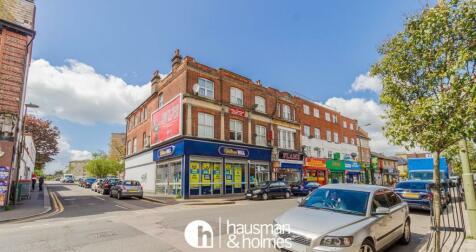 Brent Street, Hendon. 1 bedroom flat