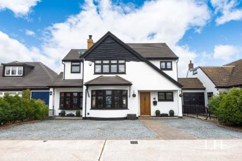 Great Nelmes Chase, Hornchurch. 5 bedroom detached house for sale