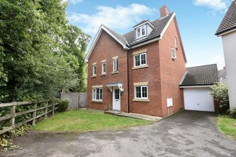 Merrick Close, Stevenage. 5 bedroom detached house