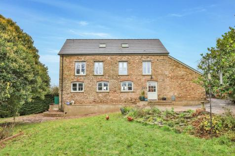 Bullyhole Bottom, Usk Road, Shirenewton, Chepstow. 4 bedroom barn conversion for sale