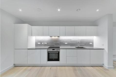 Masthead House, Royal Wharf, London, E16. 2 bedroom apartment