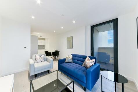 City North, Finsbury Park, N4. 1 bedroom apartment