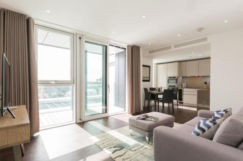 Wandsworth Road, London, SW8. 1 bedroom apartment