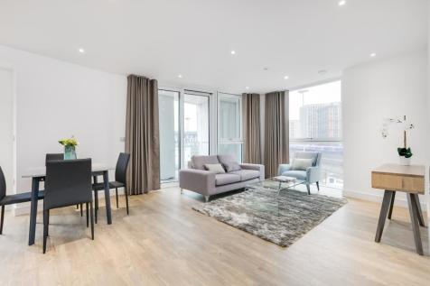Wandsworth Road, London, SW8. 2 bedroom apartment
