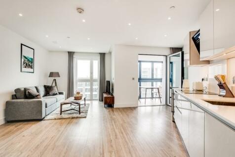 New Drum Street, London, E1. 1 bedroom apartment