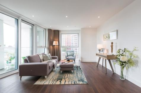 Wandsworth Road, London, SW8. 2 bedroom apartment