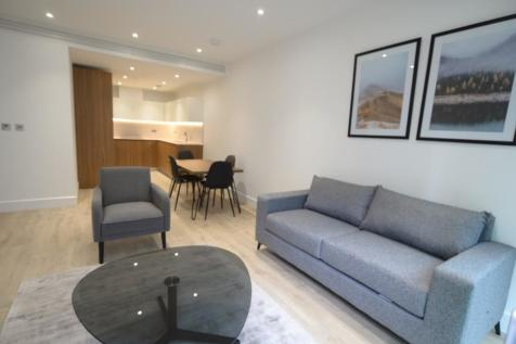 Piazza Walk, London, E1. 2 bedroom apartment