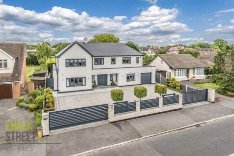 Parkstone Avenue, Emerson Park, Hornchurch, RM11. 6 bedroom detached house for sale
