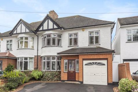 McIntosh Road, Romford, RM1. 4 bedroom semi-detached house for sale