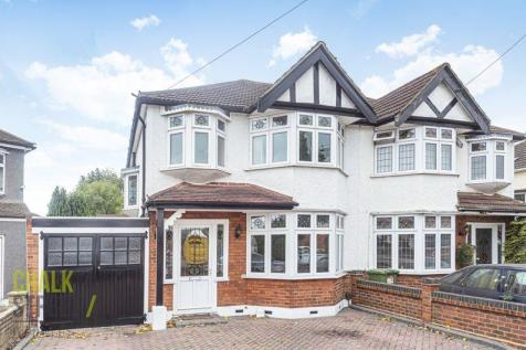 Havering Drive, Marshalls Park, Romford, RM1. 3 bedroom semi-detached house for sale