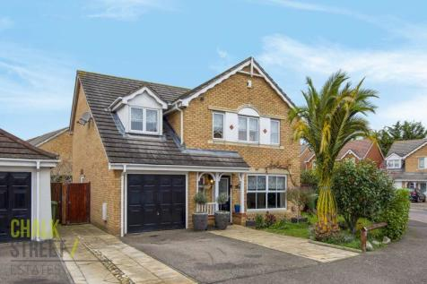 Bancroft Chase, Hornchurch, RM12. 5 bedroom detached house for sale