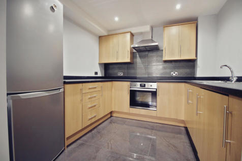 Dock House, Dock Street, HU1. 1 bedroom apartment