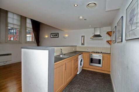 City Exchange, HU1. 2 bedroom apartment