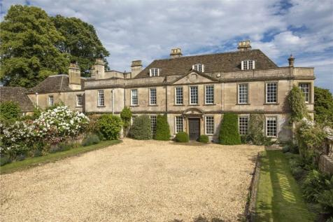 Lot 1: Nonsuch House, Westbrook, Bromham, Chippenham, SN15. 10 bedroom detached house for sale