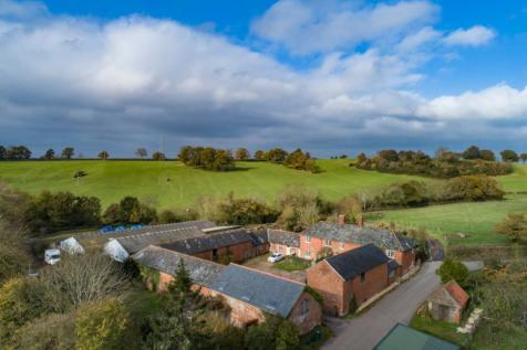 Exe View Road, Lympstone, Exmouth, EX8. Farm house for sale
