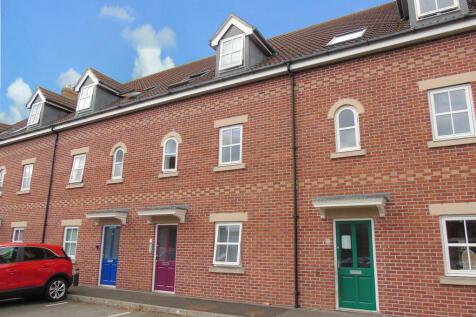 Coachmans Yard, Glastonbury. 2 bedroom apartment