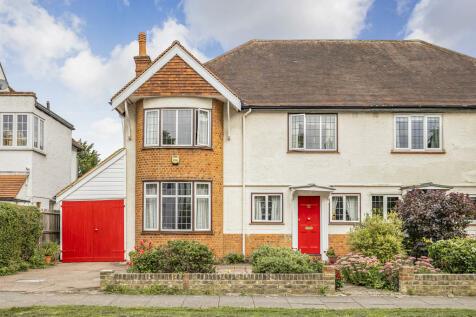 Morford Way, Eastcote. 4 bedroom semi-detached house