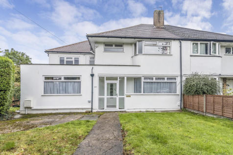 Southbourne Gardens, Ruislip. 5 bedroom semi-detached house for sale