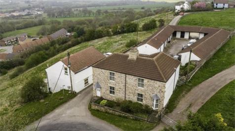 Hill Top Stables, Esh, Nr Lanchester, Durham. 4 bedroom detached house for sale