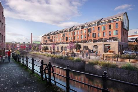 1 Ouse Street, Lower Steenbergs Yard, Newcastle upon Tyne. 2 bedroom apartment